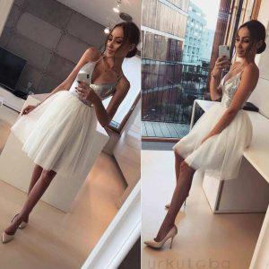 Шикарное вечернее платье на лето с Алиэкспресс