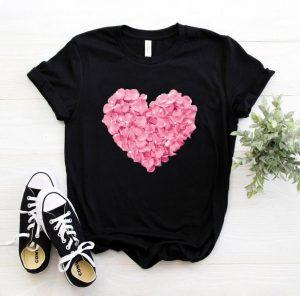 Женская красивая хлопковая футболка с Алиэкспресс