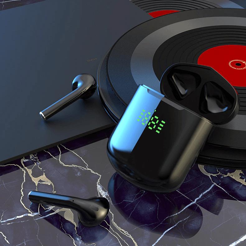 Беспроводные наушники-вкладыши i9000 pro от KUSDO с Алиэкспресс