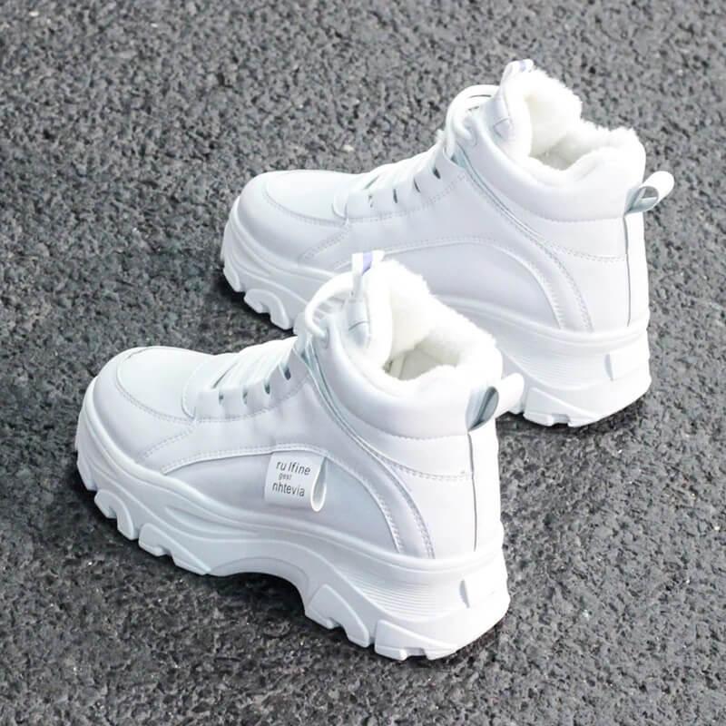 Качественные зимние кроссовки с Алиэкспресс