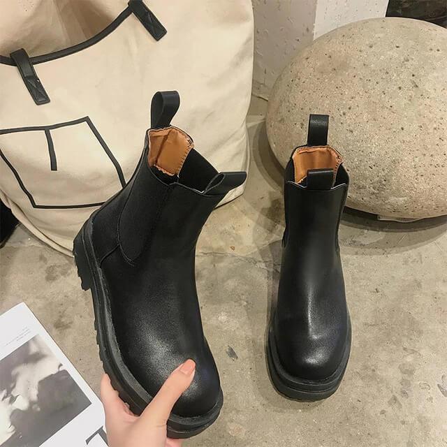 Отличные ботинки на осень-зиму с Алиэкспресс