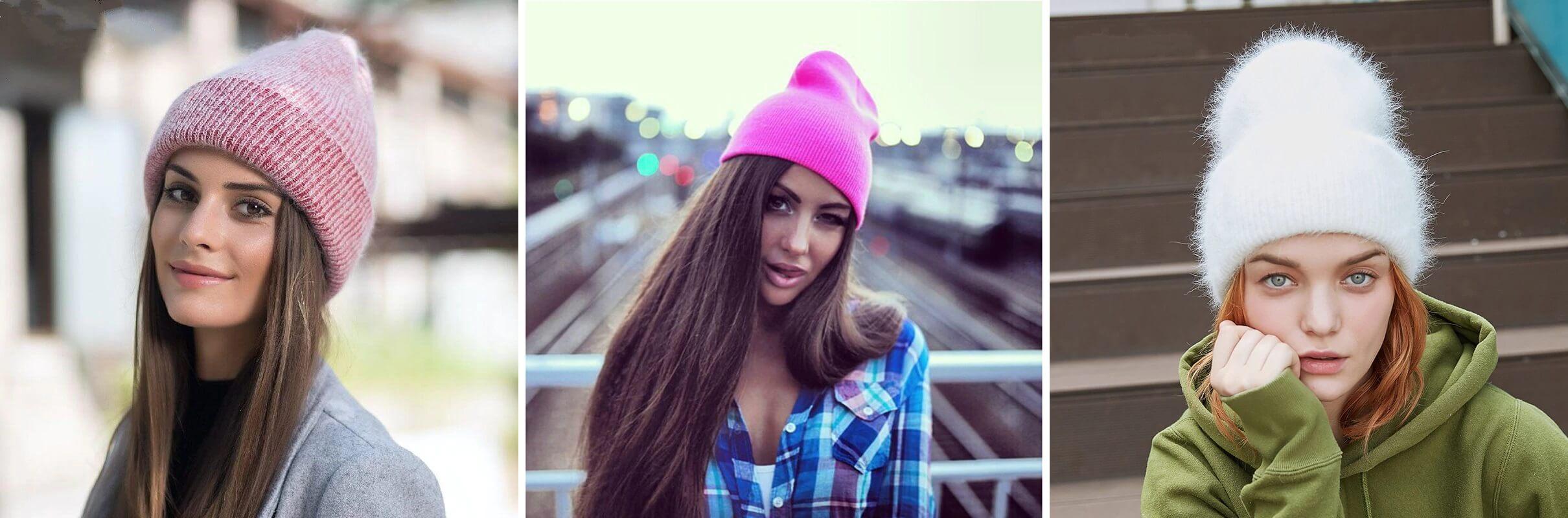 ТОП-10 женских шапок с Алиэкспресс