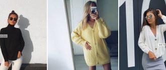 ТОП-10 женских свитеров с Алиэкспресс