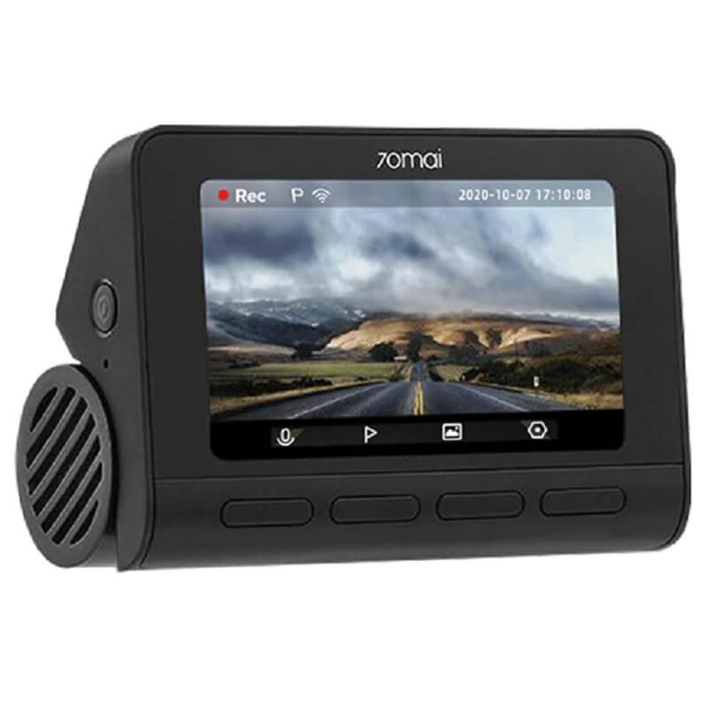 Видеорегистратор с двумя камерами 70mai Dash Cam 4K A800S с Алиэкспресс