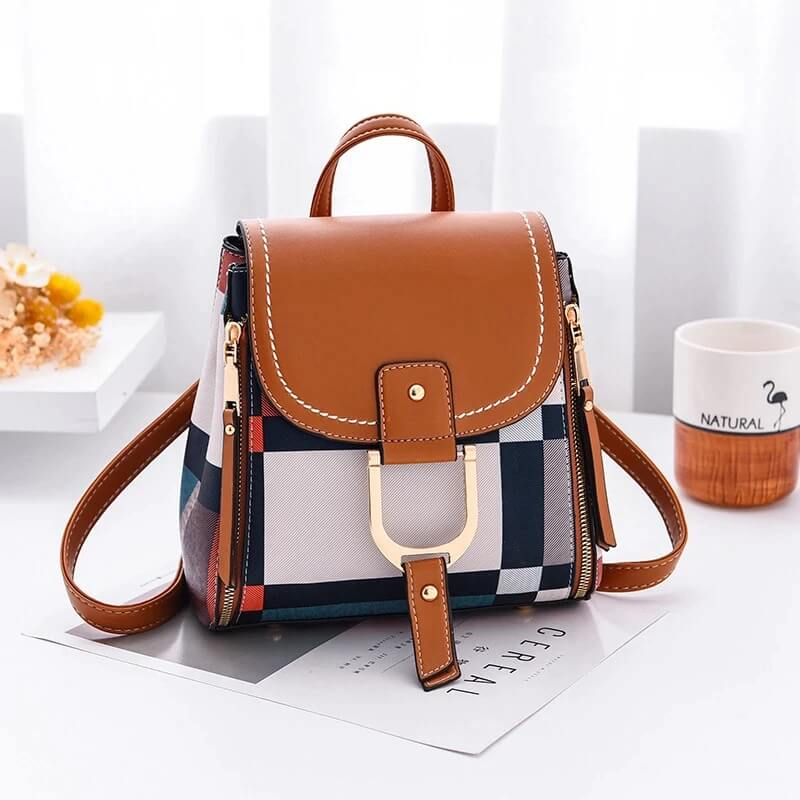 Красивый базовый женский рюкзак с Алиэкспресс