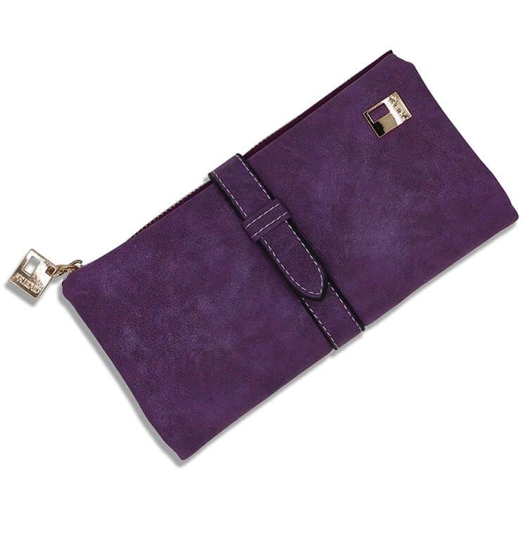 Отличный недорогой женский кошелёк с Алиэкспресс