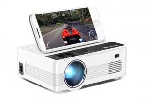 Портативный мини-проектор BYINTEK C520 с Алиэкспресс