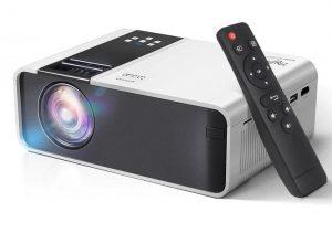 Проектор для дома TD90 HD 1280x720p с Алиэкспресс