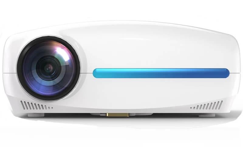 Проектор WZATCO C2 4K Full HD с Алиэкспресс