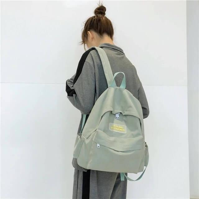 Стильный женский повседневный рюкзак с Алиэкспресс