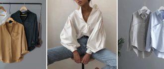 ТОП-10 женских рубашек с Алиэкспресс