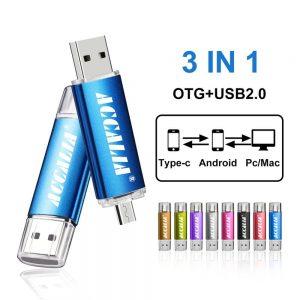 USB флеш-накопитель Accalia с Алиэкспресс