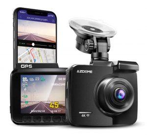 Видеорегистратор GS63H 4K с Алиэкспресс