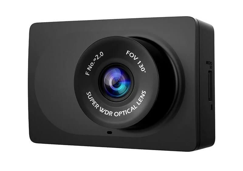 Видеорегистратор YI Compact Dash Camera с Алиэкспресс