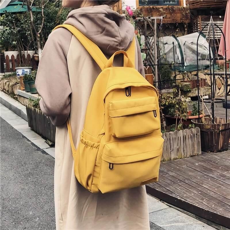 Вместительный женский рюкзак с Алиэкспресс