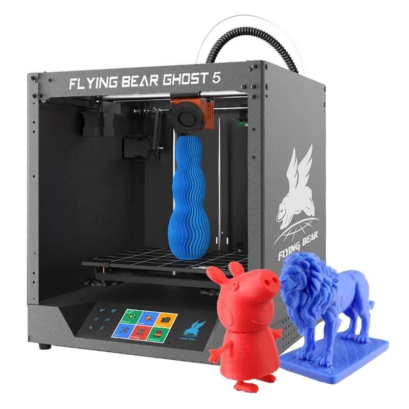 3D-принтер Flyingbear-Ghost 5 с Алиэкспресс