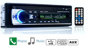 Автомагнитола Jsd-520 Car Radio 1 din с Алиэкспресс