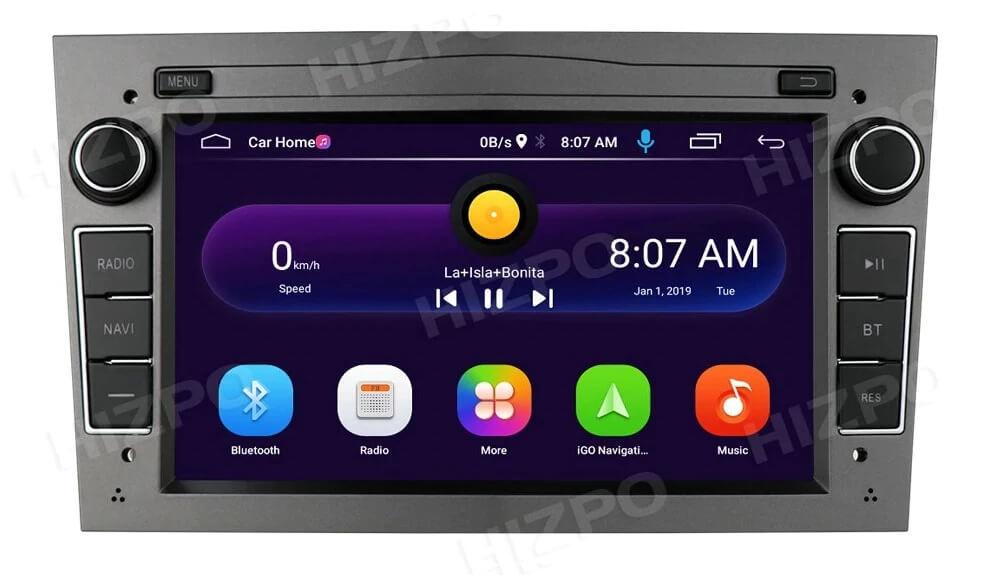 Автомагнитола Ossuret 2 din 7 дюймов на Android 10 с Алиэкспресс