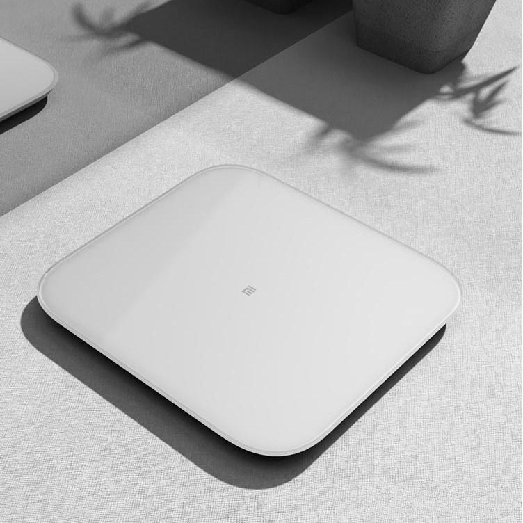 Напольные весы Xiaomi Mi Smart Scale 2 с Алиэкспресс