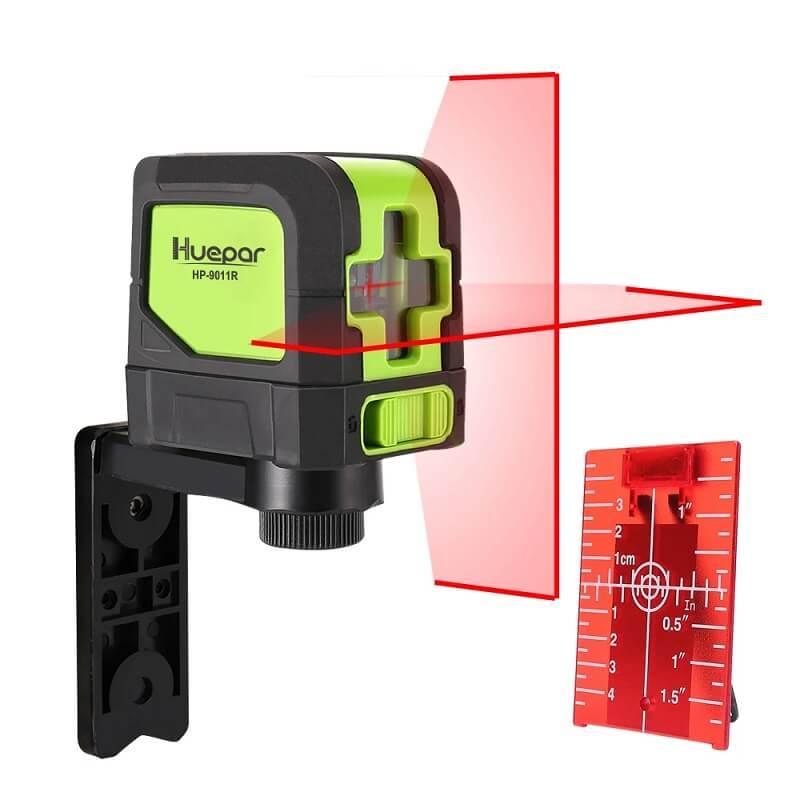 Самонивелирующийся лазерный уровень Huepar с Алиэкспресс