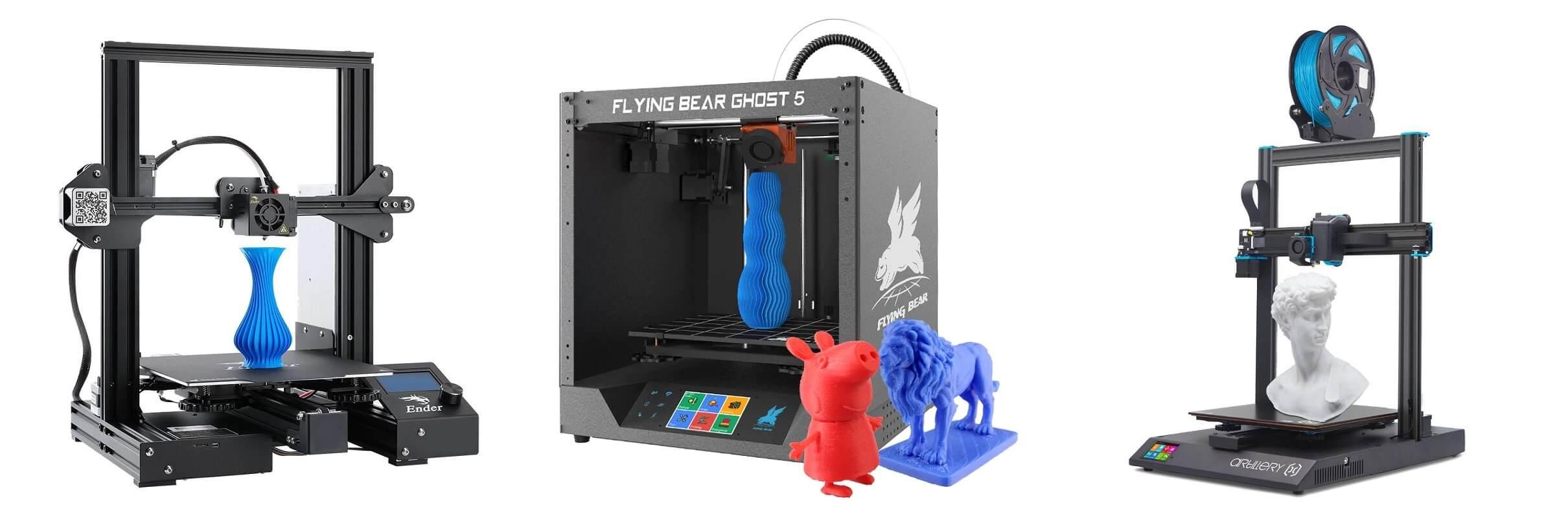 ТОП-10 3D-принтеров с Алиэкспресс