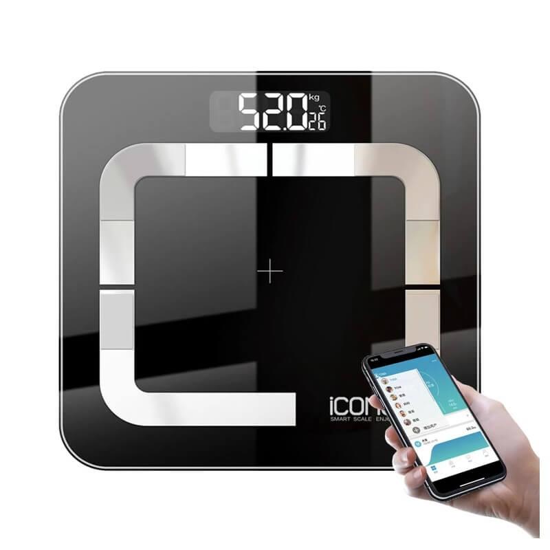 Умные напольные весы Icomon с Алиэкспресс