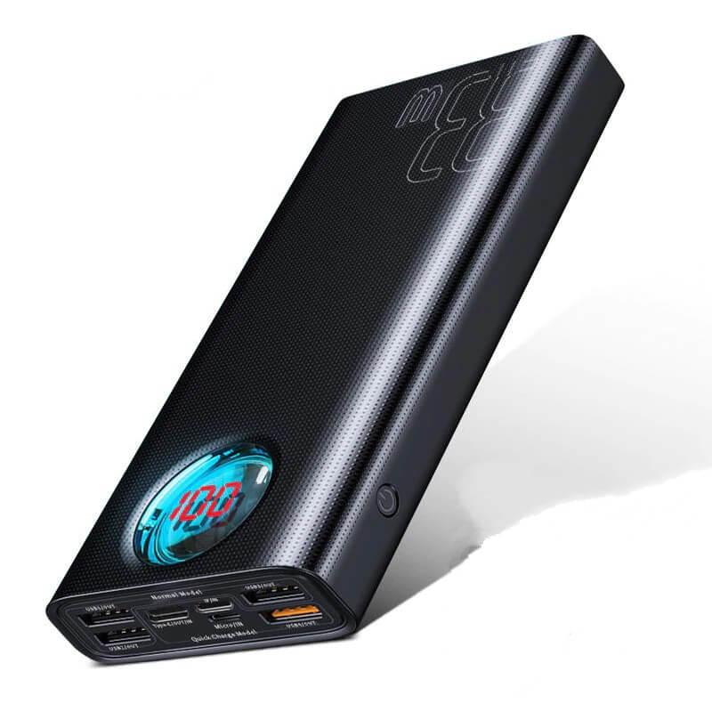 Внешний аккумулятор Baseus 30 000 мАч с Алиэкспресс