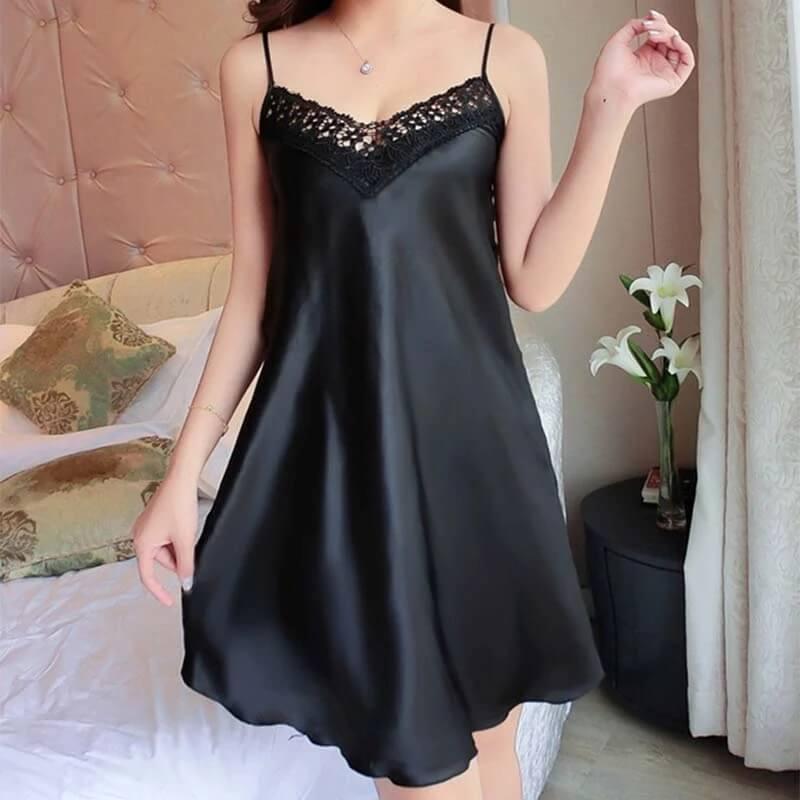 Женская ночная сорочка с Алиэкспресс