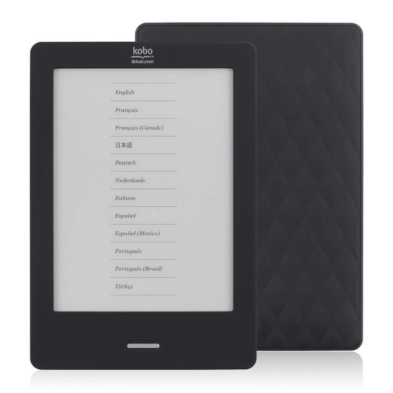 Электронная книга Kobo Touch с Алиэкспресс