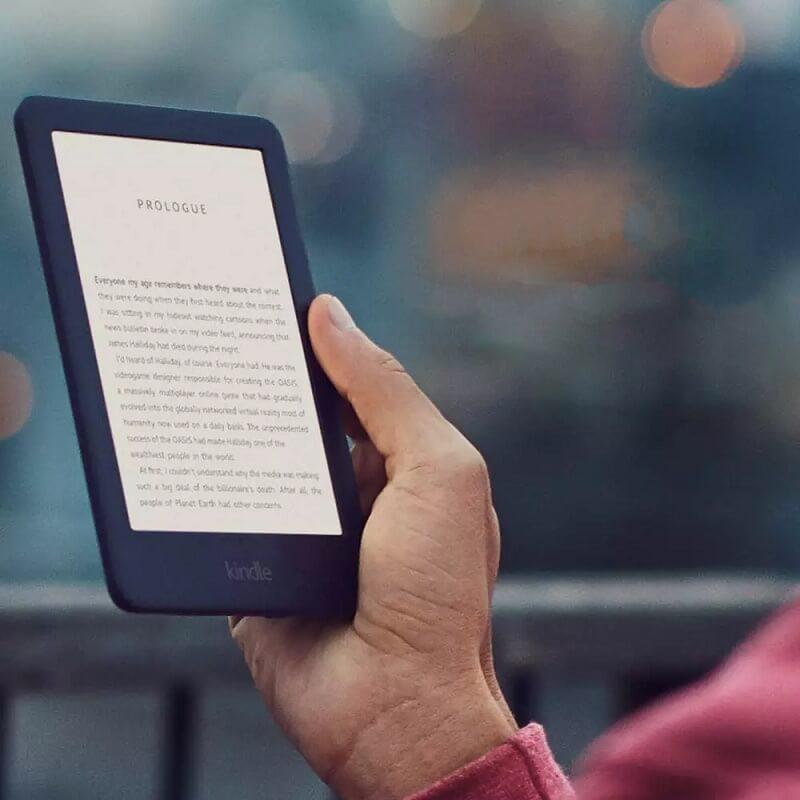 Электронная книга Kindle с Алиэкспресс