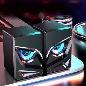 Колонки для компьютера Roseer с Алиэкспресс