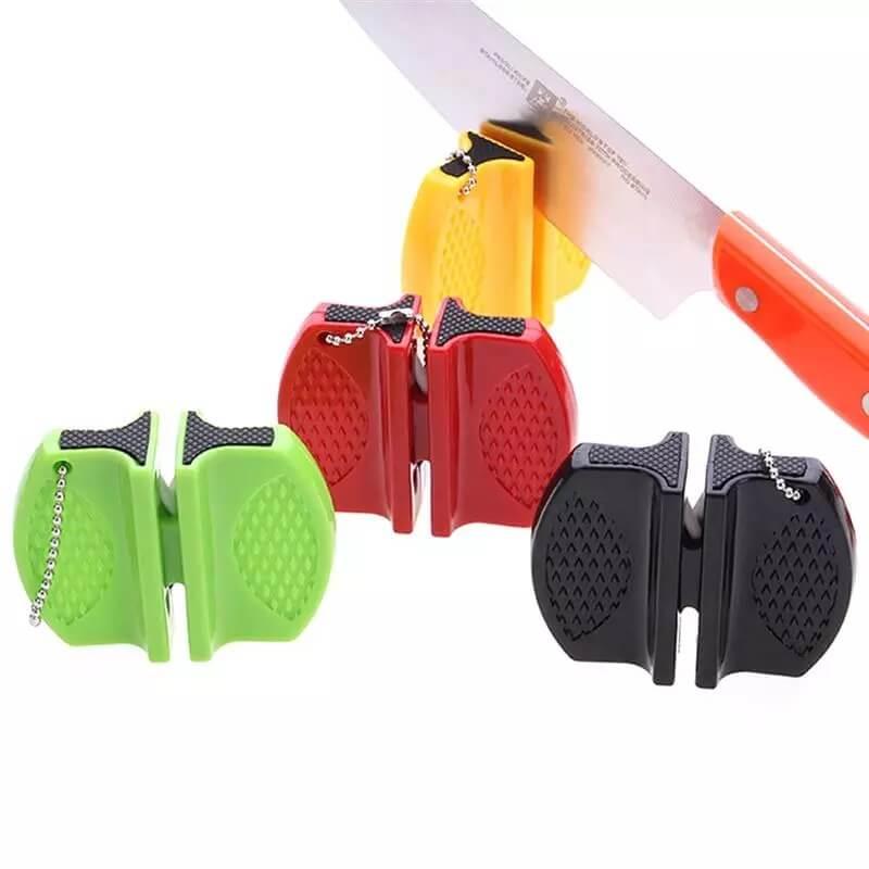 Мини-точилка для ножей Justdolife Sharpeners с Алиэкспресс