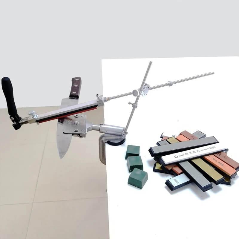 Ножеточка с регулируемым углом Ruixin Pro s3080 с Алиэкспресс