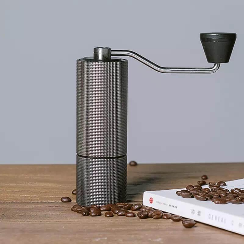 ручная кофемолка xeoleo