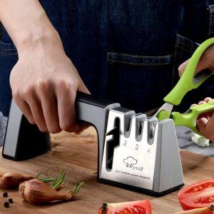 Точилка для ножей 4 в 1 Myvit с Алиэкспресс
