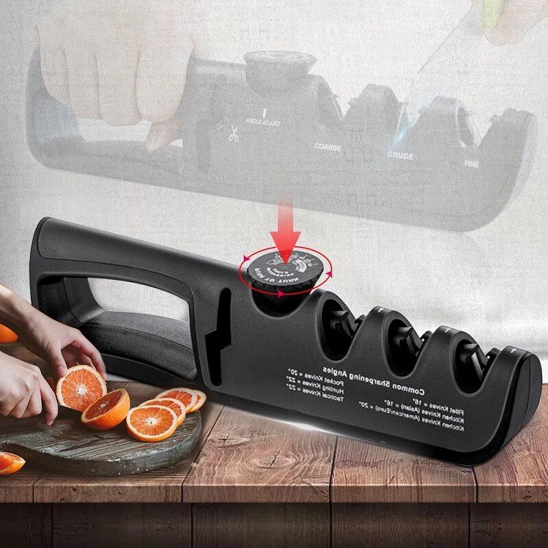 Точилка для ножей с регулировкой угла Myvit с Алиэкспресс