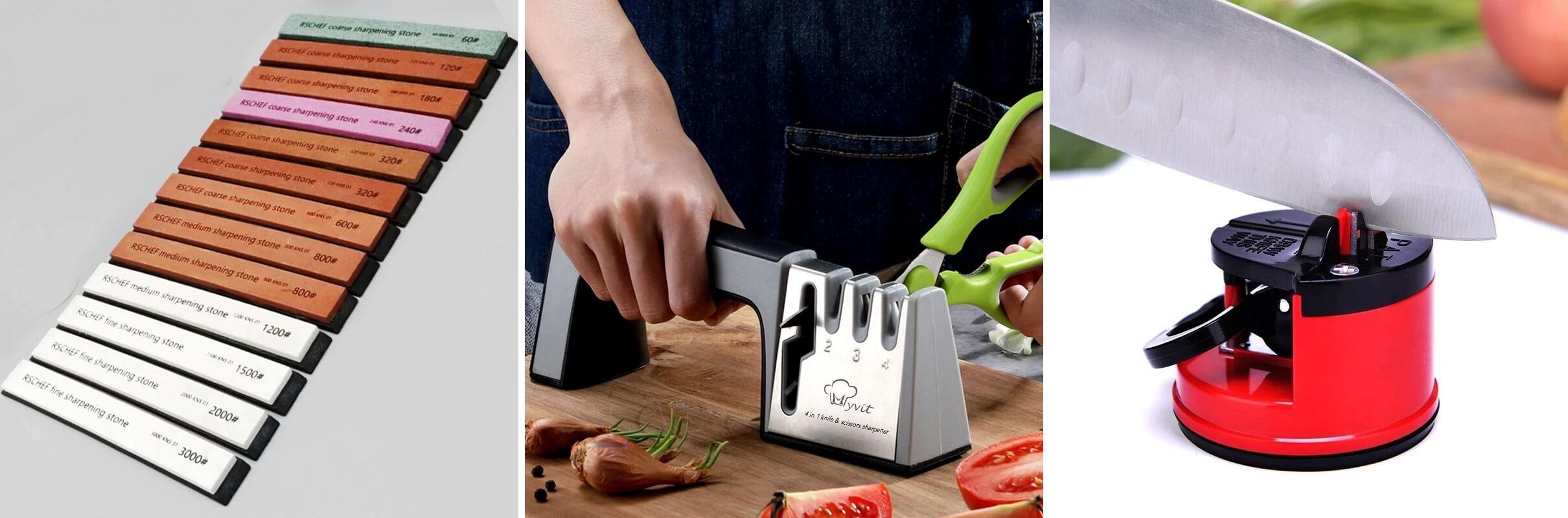 ТОП-10 точилок для ножей с Алиэкспресс