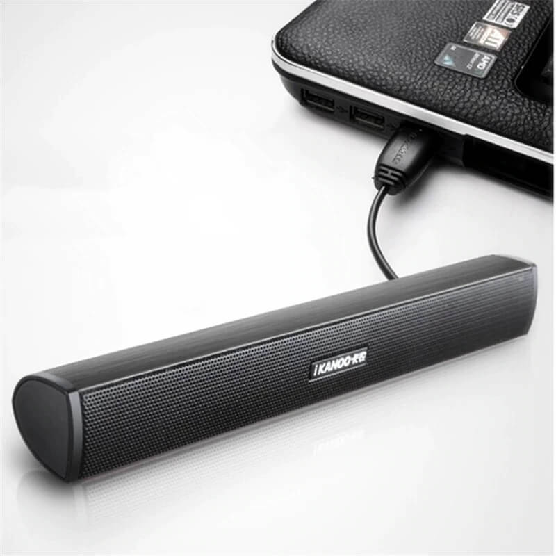 USB-звуковая панель для компьютера Ikanoo n12 с Алиэкспресс