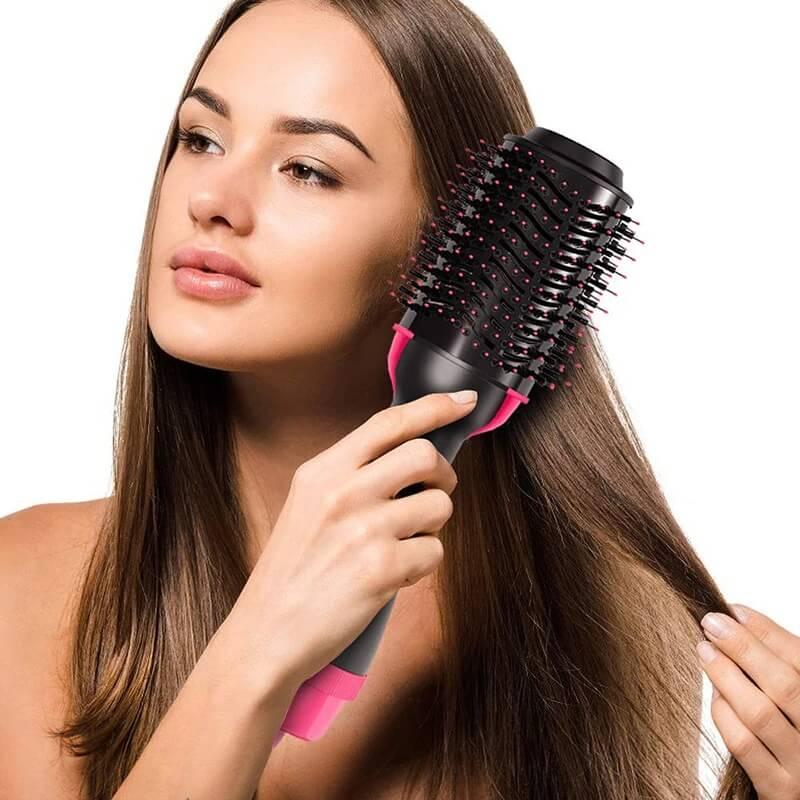 Фен-расчёка для волос Ufree
