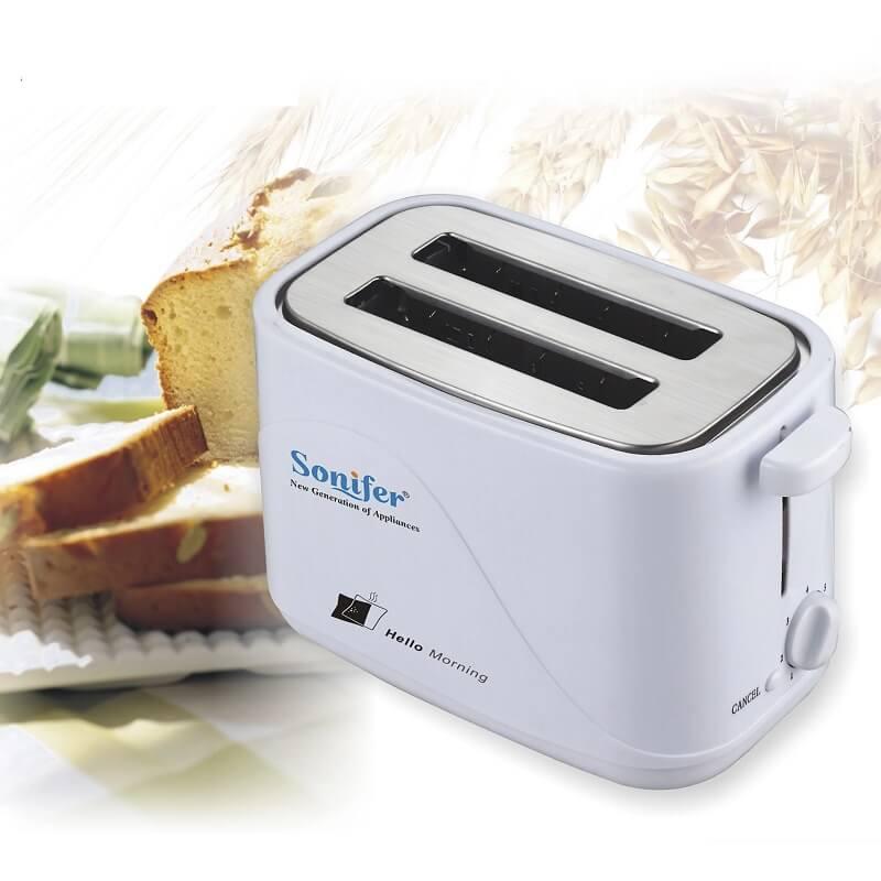Тостер Sonifer SF6005 с Алиэкспресс