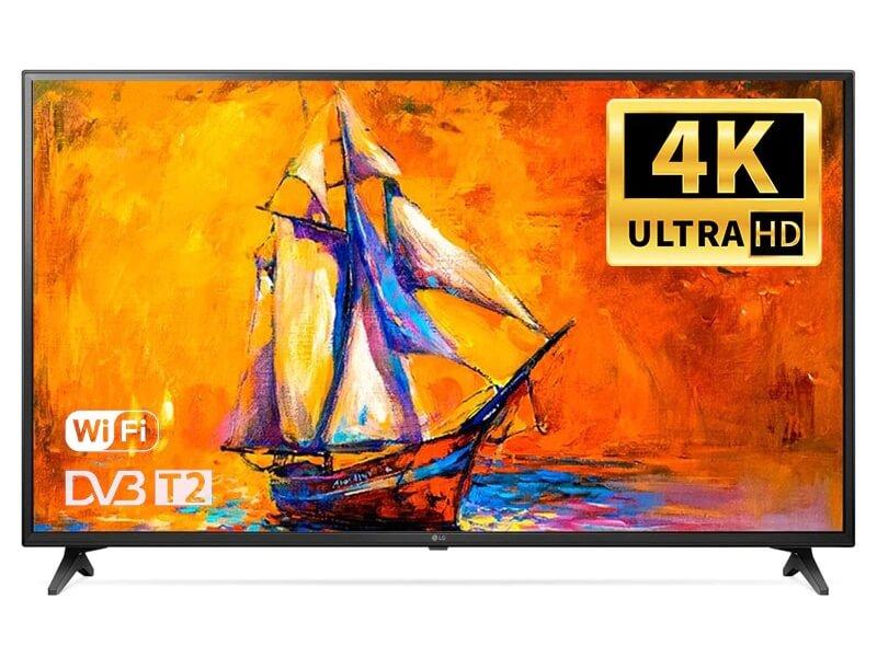 Телевизор LG 49UK6200PLA 49 дюймов с Алиэкспресс
