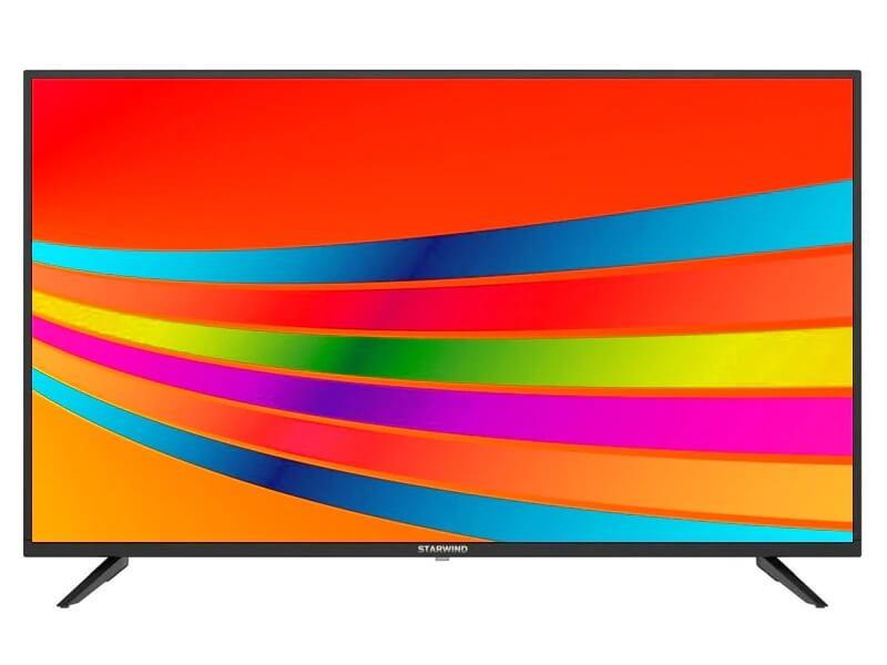 Телевизор Starwind SW-LED43UA403 43 дюйма с Алиэкспресс