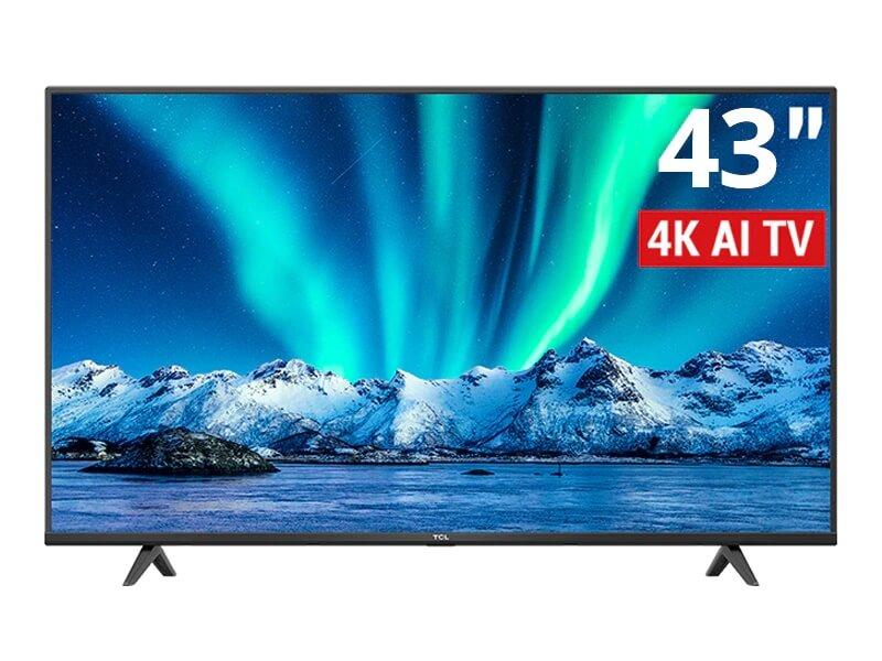 Телевизор TCL 43P615 43 дюйма с Алиэкспрес