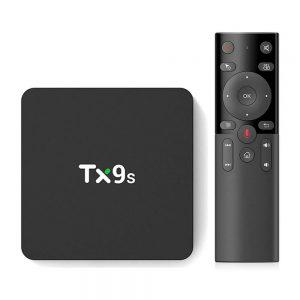 Андроид ТВ-бокс Vontar TX9S с Алиэкспресс