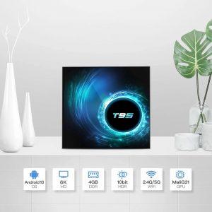 Android TV Box Stuotop T95 с Алиэкспресс