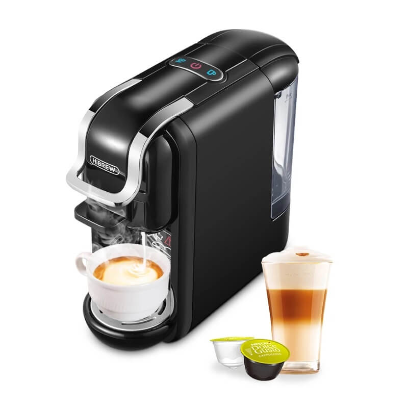 Капсульная кофемашина HiBREW ST514K с Алиэкспресс