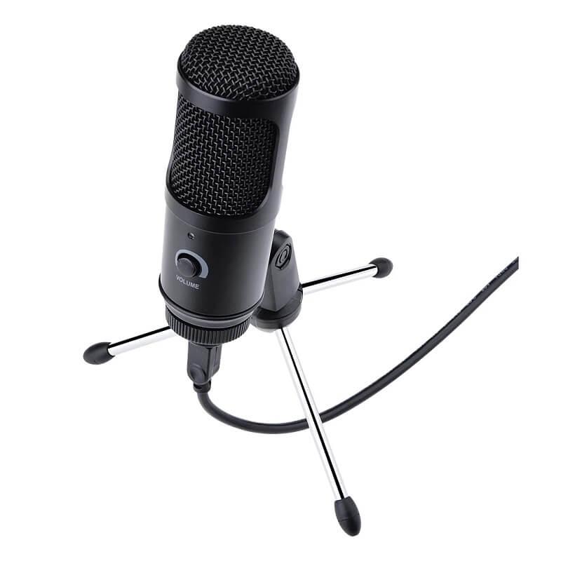 Конденсаторный микрофон Ollivan с Алиэкспресс