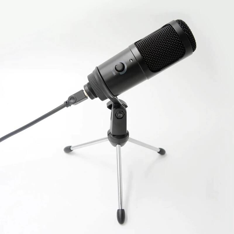 Конденсаторный USB-микрофон Ytom K669 с Алиэкспресс