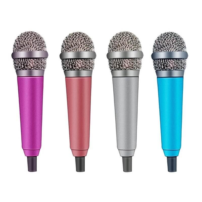 Мини-микрофон для караоке Hdsnh D5 с Алиэкспресс