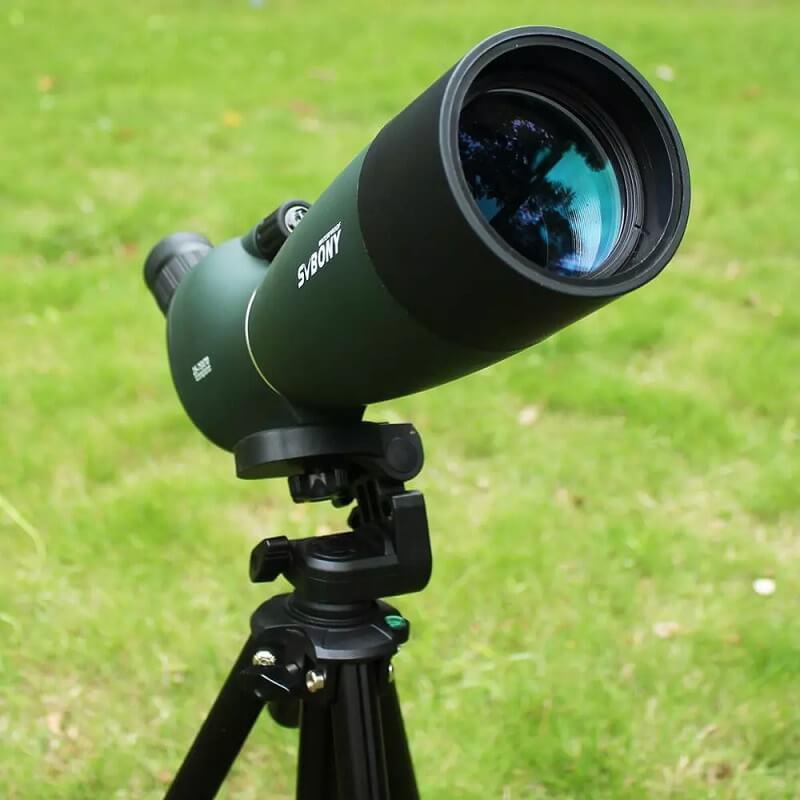 Монокулярный телескоп Svbony 25-75x70 с Алиэкспресс